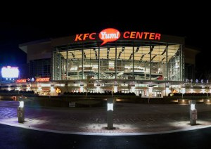 KFC Yum! Center, Louisville, KY.
